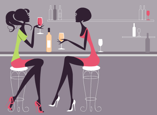 two-girls-sharing-drink-at-wine-bar-[Converted]