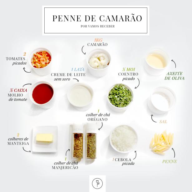 PENNE-CAMARAO