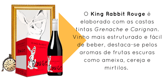 King Rabbit Rouge