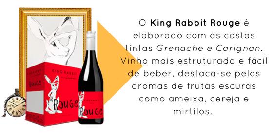 King Rabbit Rouge
